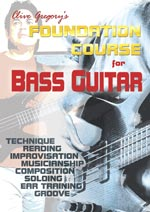 Foundation Course for Bass Guitar